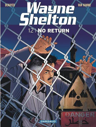 Wayne Shelton - No return
