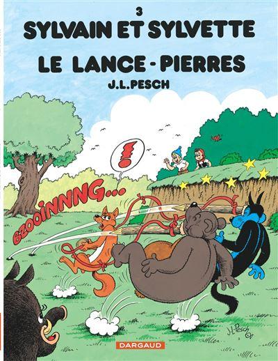Sylvain et Sylvette - Le Lance-pierres