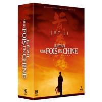 Coffret Il était une fois en Chine La trilogie Blu-ray