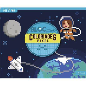 Coloriages Pixel