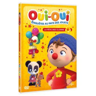 Oui-OuiOui-Oui, enquêtes au pays des jouets Volume 6 La fête des clowns DVD