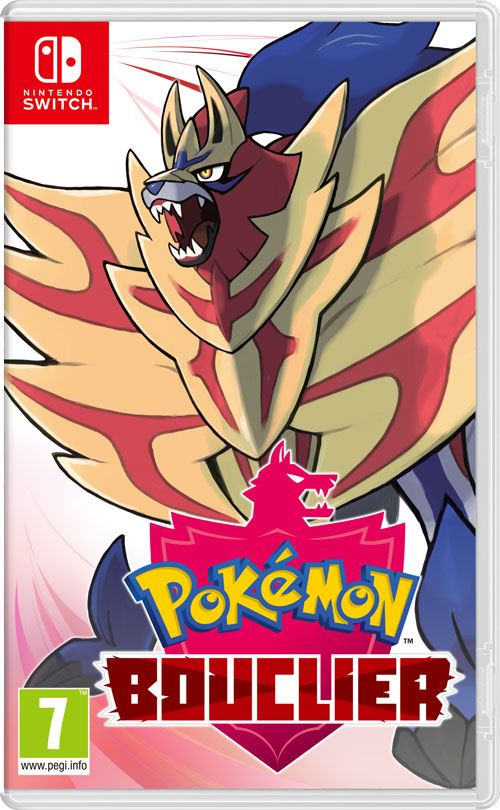 Pokémon Bouclier Nintendo Switch