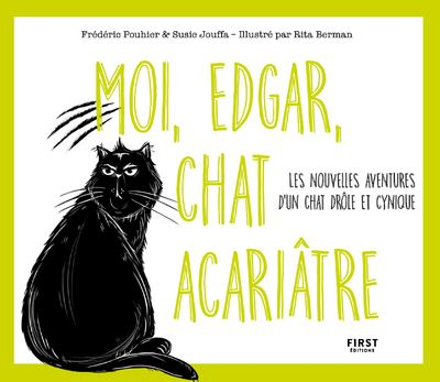 Moi, Edgar, chat acariâtre ?