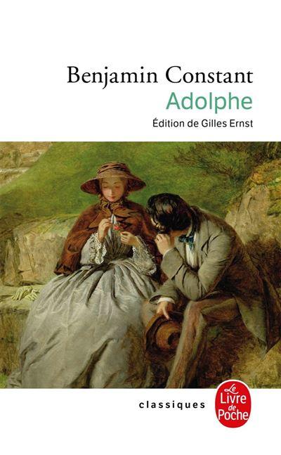 Adolphe - 9782253089520 - 2,99 €