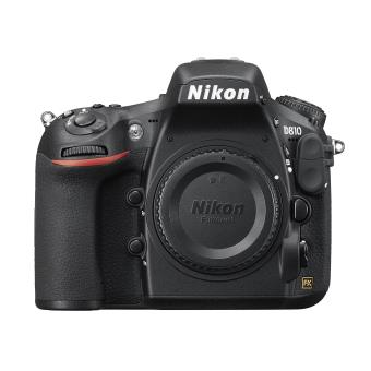 Reflex Nikon D810 - Boitier Nu