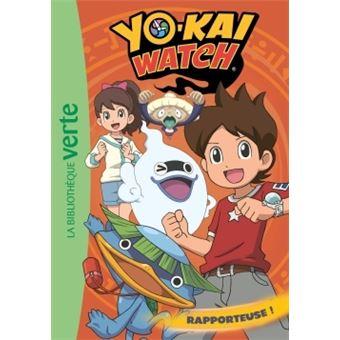 Yokaï WatchYo-kai Watch 03 - Rapporteuse !