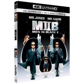 Men in BlackMen in black ii/inclus bluray/uv