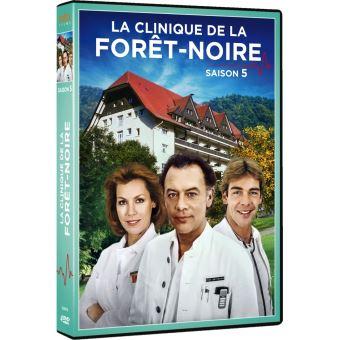 La Clinique de la Forêt NoireClinique de la foret noire saison 5 coffret