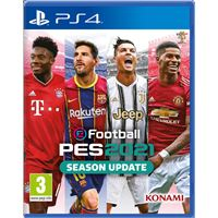 eFootball PES 2021 PS4