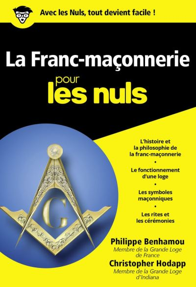 La Franc-maçonnerie Pour les Nuls - 2111101022872 - 8,99 €