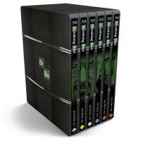 Breaking Bad L'Intégrale de la série Edition Limitée Steelbook Blu-ray