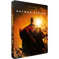Batman Begins Steelbook Edition Limitée Blu-Ray