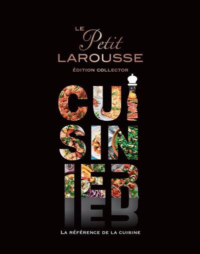 Petit Larousse Cuisine facile Collector - 9782035991126 - 16,99 €