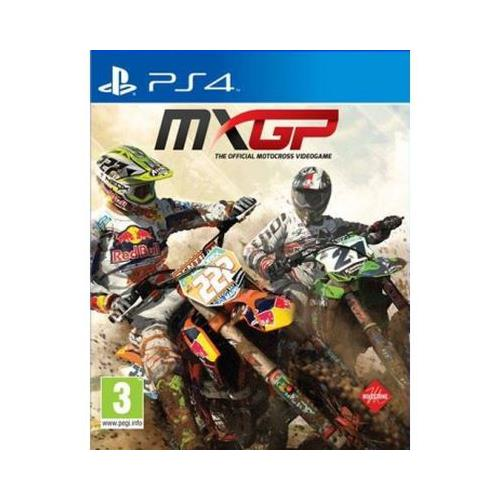 MX GP PlayStation 4 - PlayStation 4