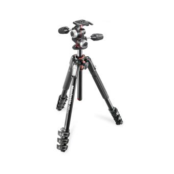 MANFROTTO MK190XPRO43W 190 TRIPOD ALU 4 SECTIONS