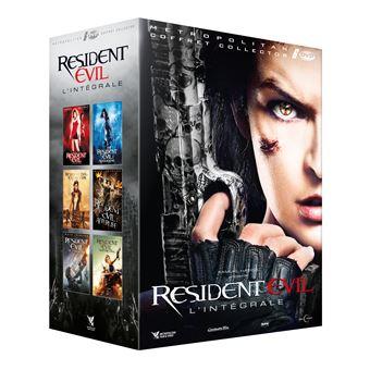 Resident EvilResident Evil L'intégrale Coffret  DVD