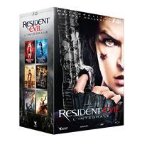 Resident Evil L'intégrale Coffret  DVD