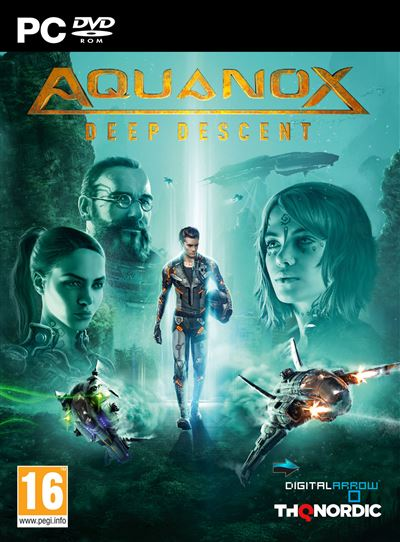 Aquanox Deep Descent [elamigos-games.com] - Multi - Iso