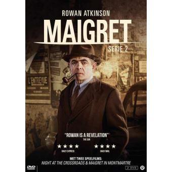 MAIGRET  (BBC) S2-NL