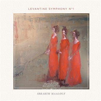 Levantine Symphony Numero 1 Coffret Inclus Goodies Ibrahim Maalouf