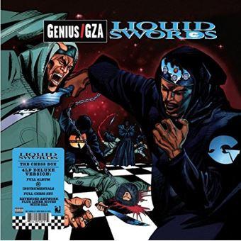 Liquid Swords The Chess Vinyl Box Edition Genius Gza