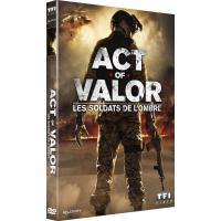 Act of Valor : Les soldats de l'ombre DVD