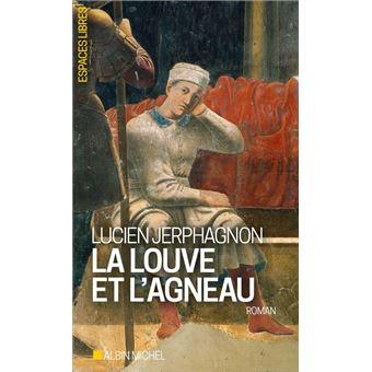 """Résultat de recherche d'images pour """"La louve et l'agneau de Lucien Jerphagnon (Albin Michel)"""""""