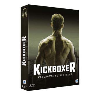 KickboxerCoffret Kickboxer 1 et 2 Blu-ray