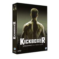 Coffret Kickboxer 1 et 2 Blu-ray