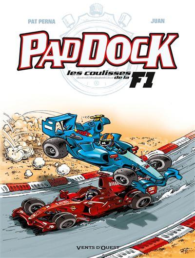 Paddock, les coulisses de la F1