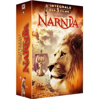 Le Monde de NarniaCoffret Le monde de Narnia La trilogie DVD