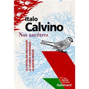 COFFRET ITALO CALVINO 3V