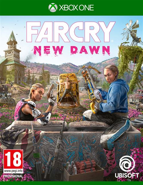 Far Cry 5 New Dawn Xbox One