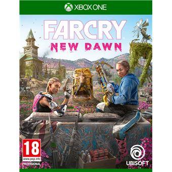Far Cry 5 New Dawn Xbox One