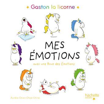 Les émotions de GastonMes émotions