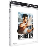 La Fureur du Dragon Combo Blu-ray 4K Ultra HD