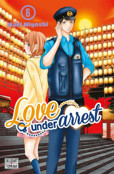 Love under Arrest T06 - 9782413020981 - 4,99 €