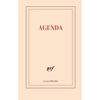 Agenda Litteraire 2020 Papeterie