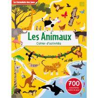 Les Animaux - Cahier d'activités