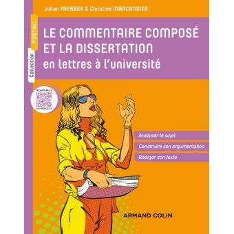 Dissertation argumentation sujet