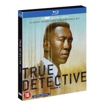 True DetectiveTRUE DETECTIVE S3 BLU RAY -BIL