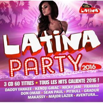 Latina Party 2016