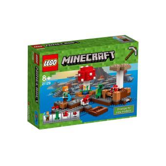 LEGO® Minecraft 21129 Het paddenstoel Biome