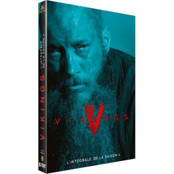 VikingsVikings Saison 4 DVD