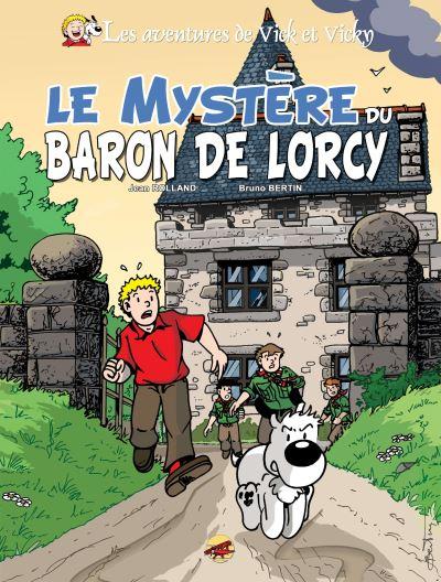 Le mystère du baron de Lorcy