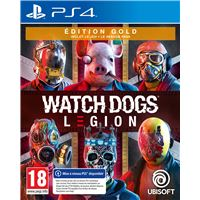 Watch Dogs Legion Edition Gold PS4