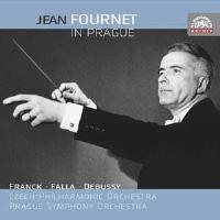 Jean Fournet à Prague - Coffret