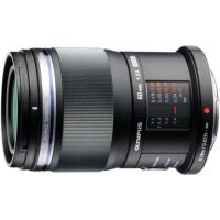 Olympus M. Zuiko Digital 60mm f/2.8 Macro Hybride Lens Zwart
