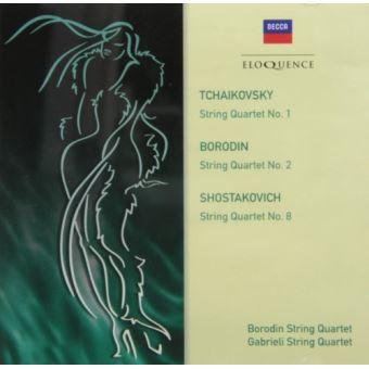 String Quartet 1 String Quartet 2 String Quartet 8