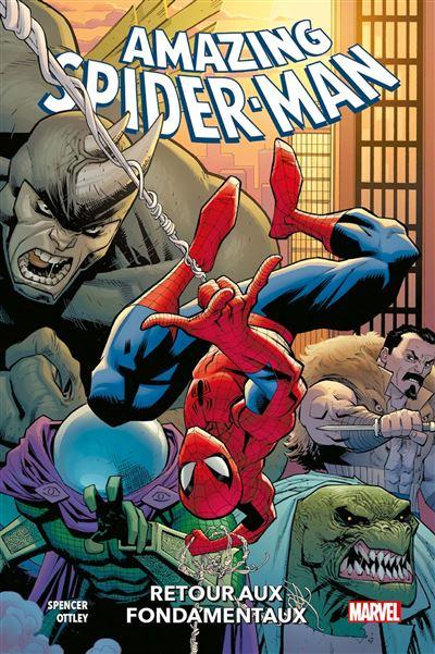 Amazing Spider-Man : Retour aux fondamentaux